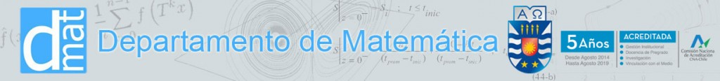 Departamento de Matemática